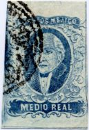 Medio real, plate I, pos. 60